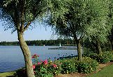 Beautiful+scenary+at+Willen+Lake