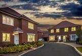 Traditional+new+homes+at+Aylesham+Village