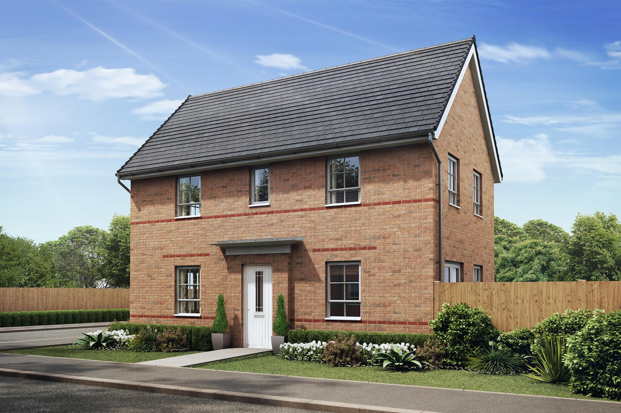 New Build Homes at Moresby in in WINSFORD