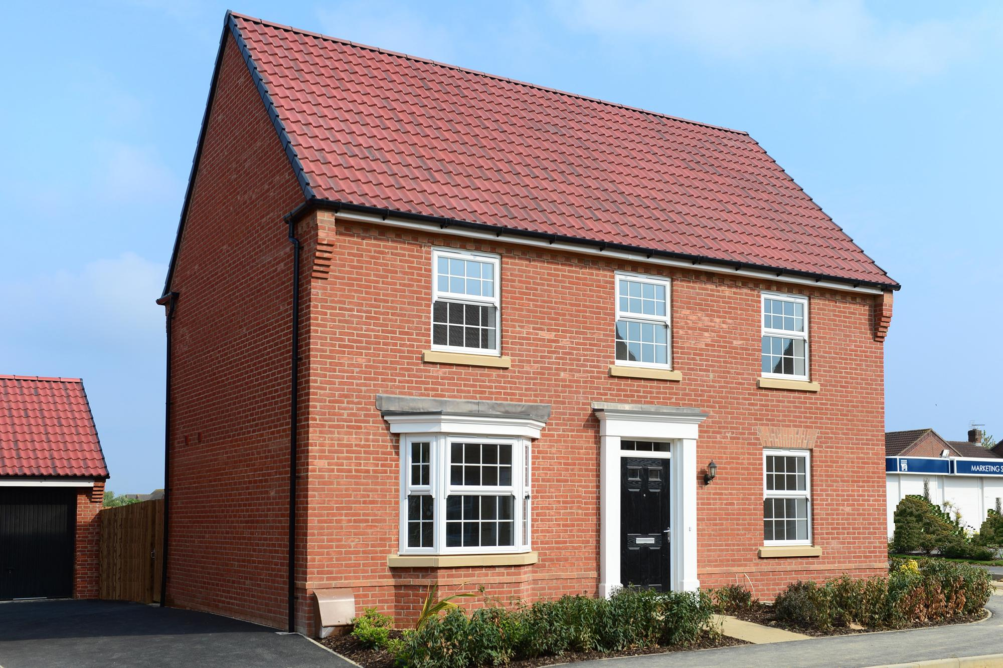 New Build Homes at Avondale in in CORBY