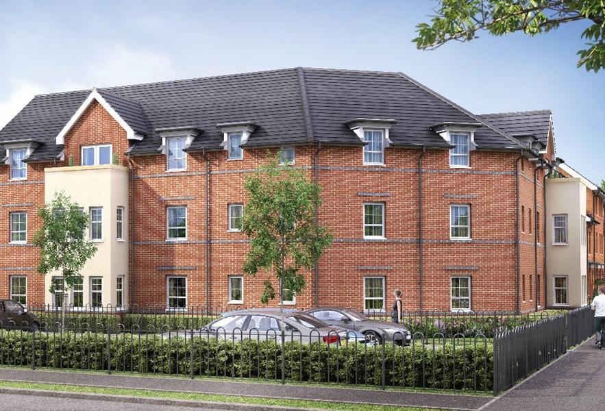 New apartments at Eccleston Park
