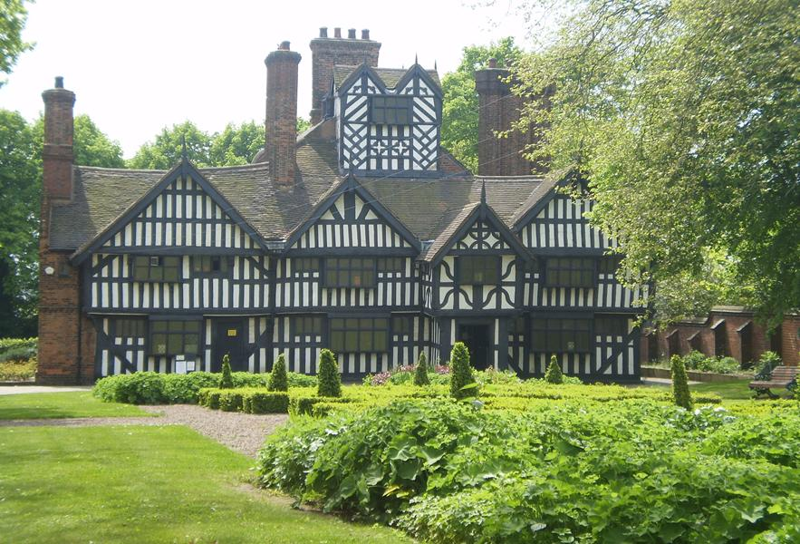 Historic houses to explore in West Bromwich