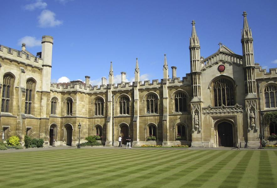 Cambridge locations