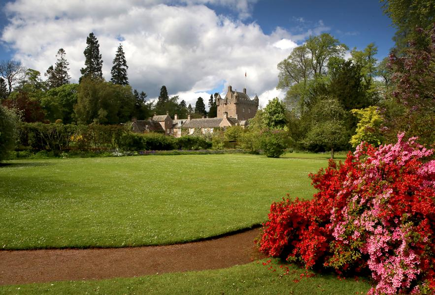 Cawder Castle