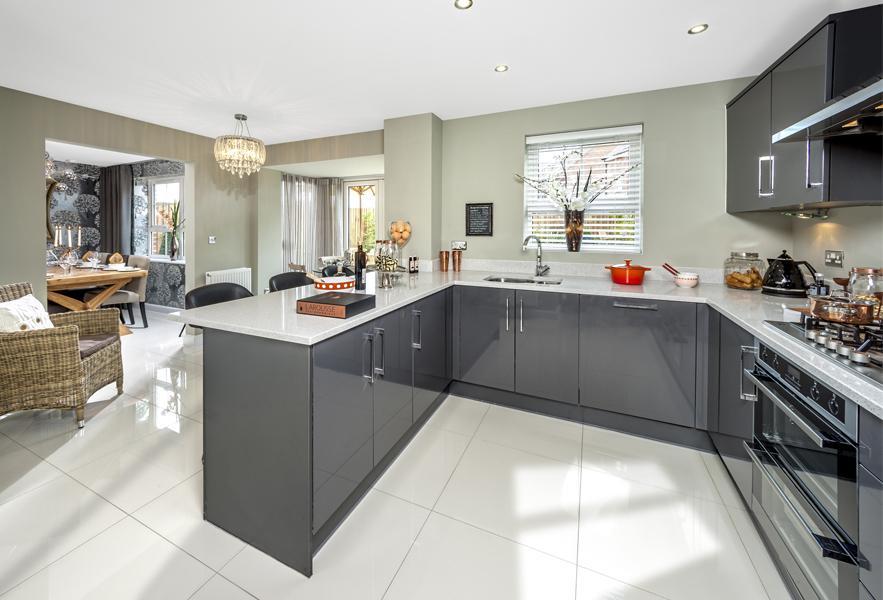The Cambridge kitchen