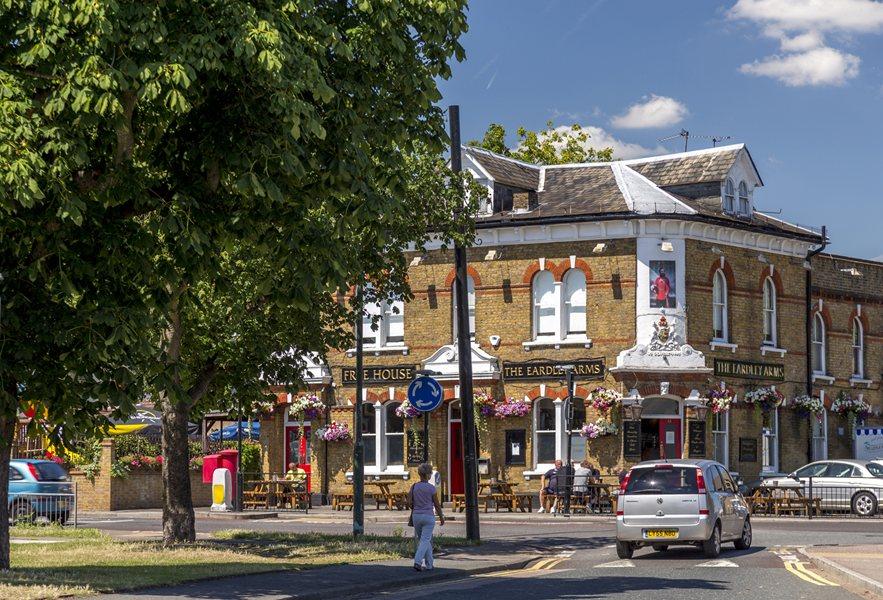 Nuxley Village, Belvedere