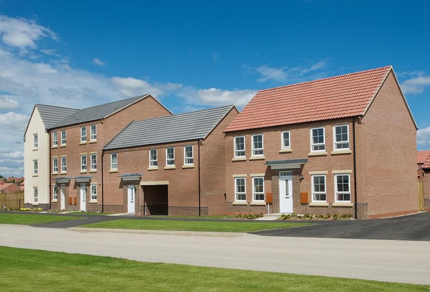 Springhill Meadows Cayton New Homes In Cayton