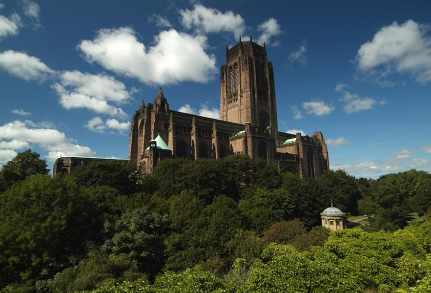 Liverpool Cathedral `image courtesy of visitliverpool.com`