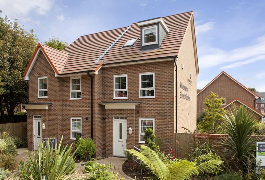 Elworth Gardens: New Homes in Elworth, SANDBACH | Barratt Homes