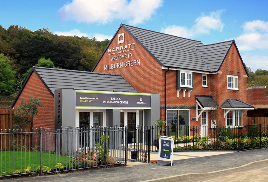 Milburn Green, Somerton showhome