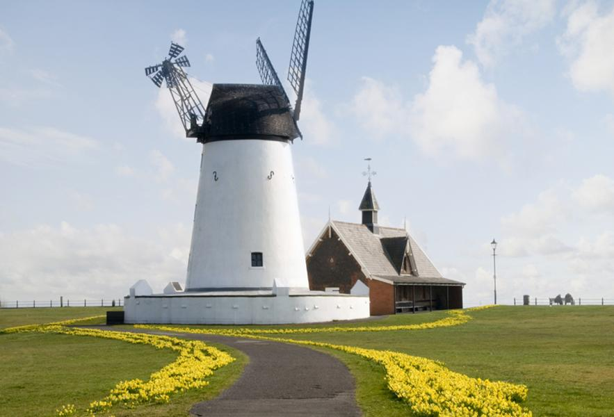 Windmill at Lytham St Annes