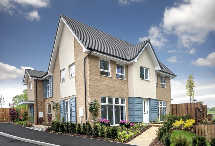 Beautiful new homes at Tower Hill, Belvedere