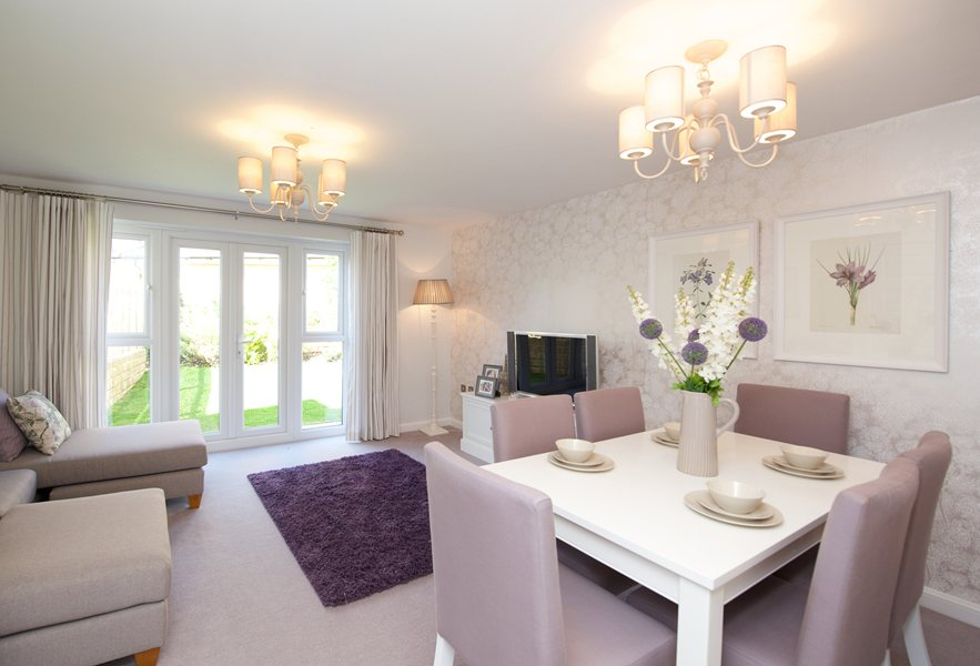 Barwick show home - Lounge