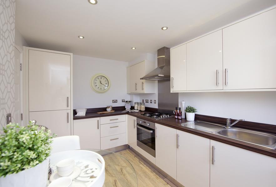 Barwick Show Home - Kitchen