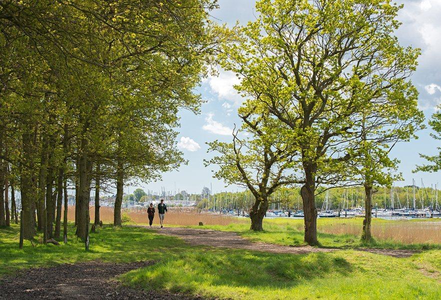River Hamble Walk