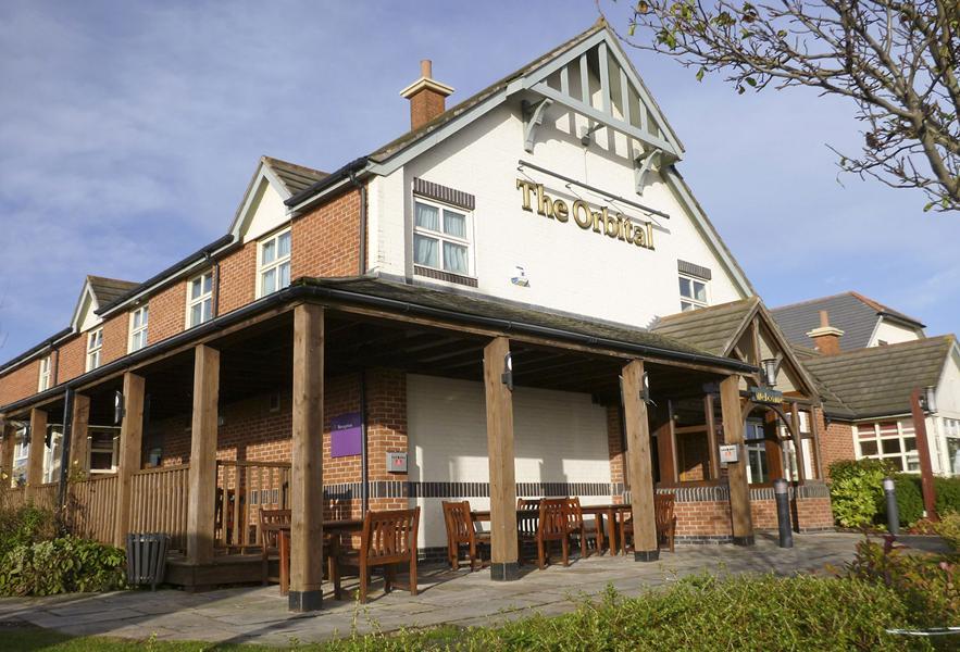 The Orbital pub