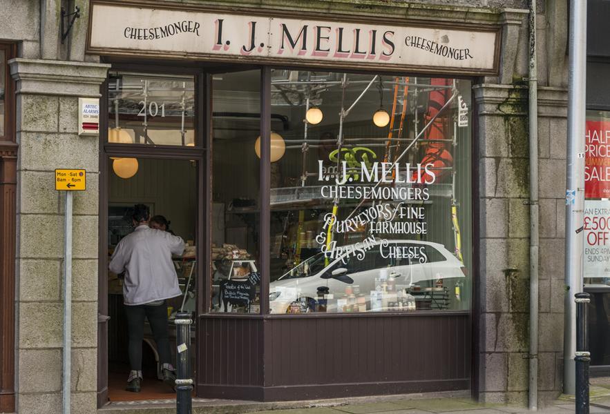 I J Mellis Cheesmaker