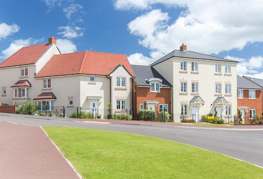 New homes in Yeovil, Somerset