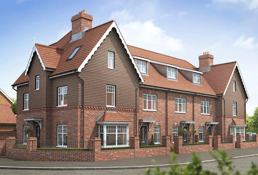 Marston Park homes
