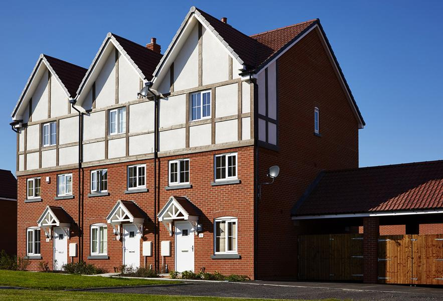 Faversham style home at The Orchards