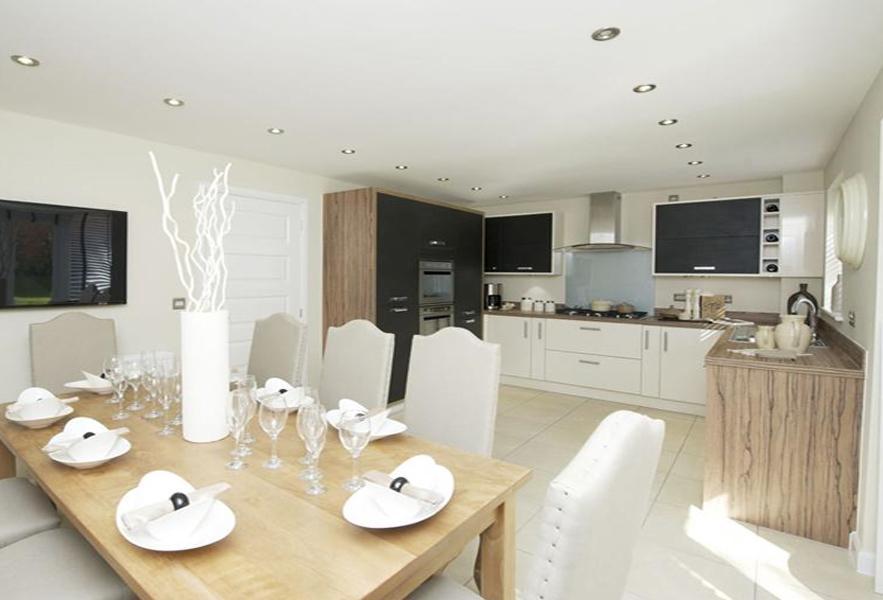 Burton woods kitchen