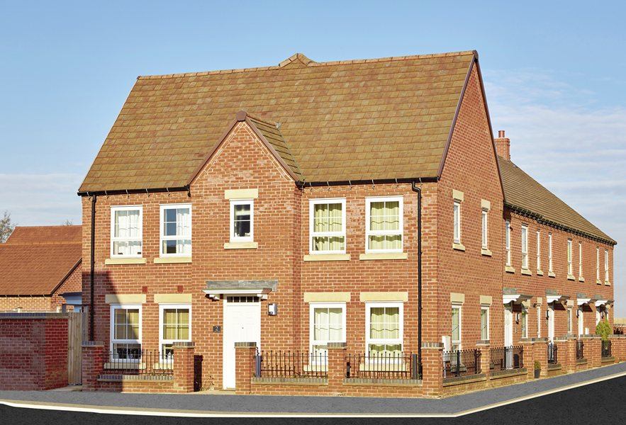 Morpeth and Barwick style homes in Banbury