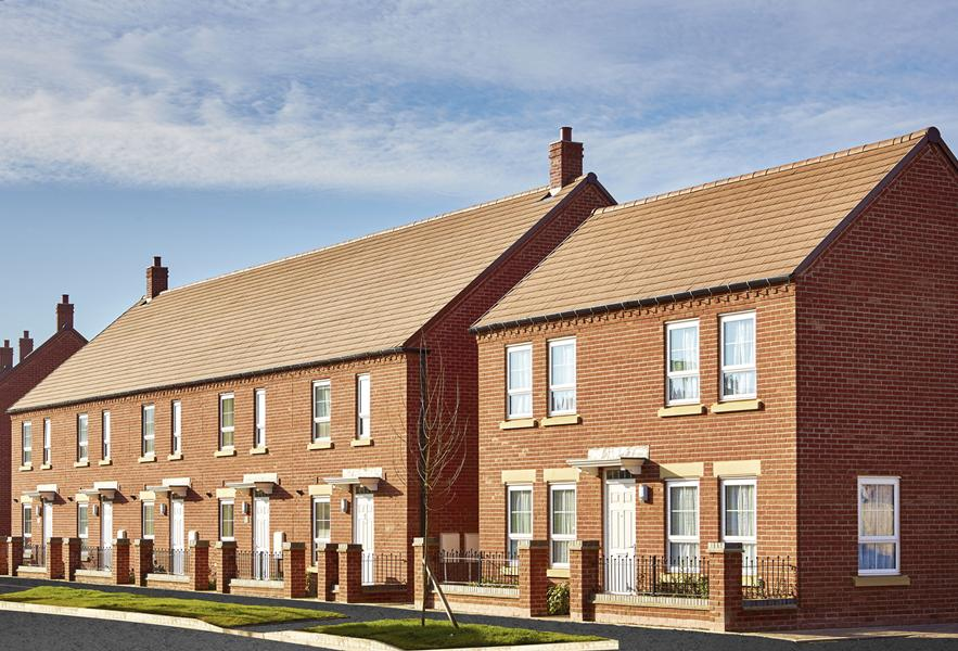 Three and four bedroom homes at Longford Park