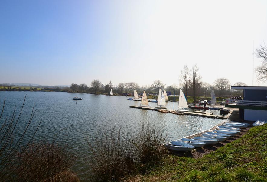 Upton Warren Sailing Club