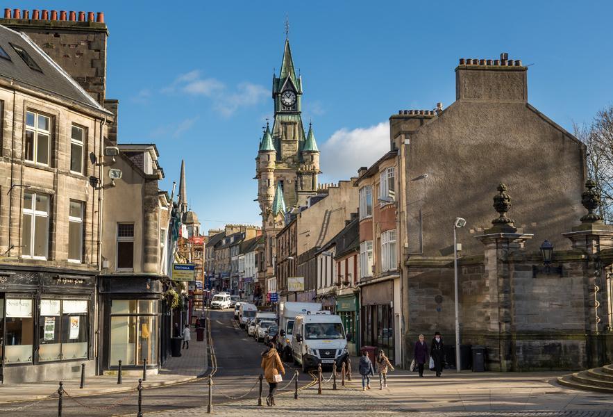 Dunfermline Town