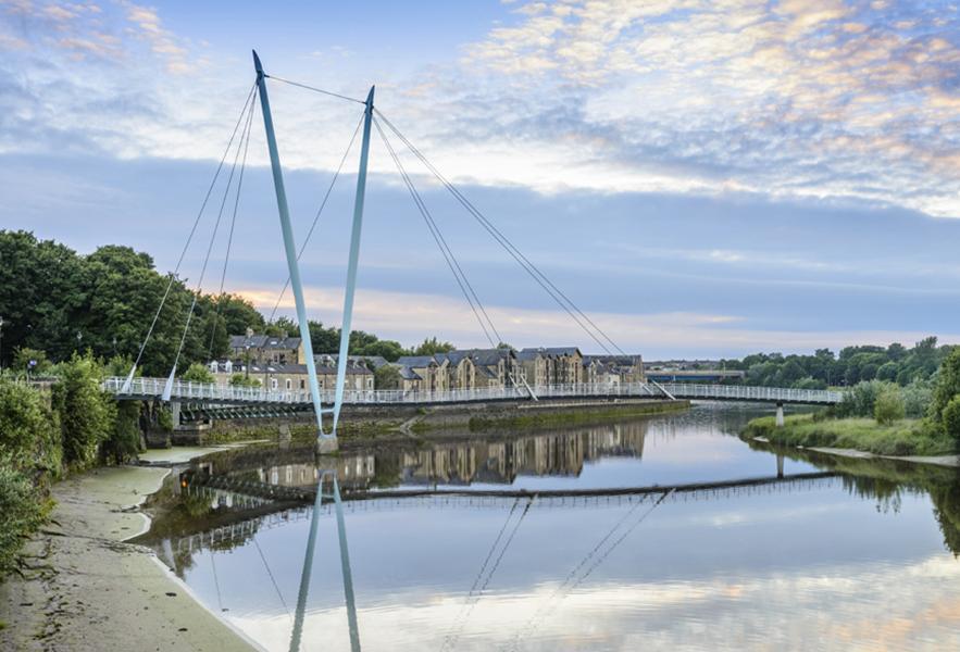 Millennium Bridge Lancaster