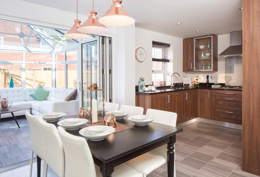 Heathfield kitchen at Riverview @ Jubilee Park