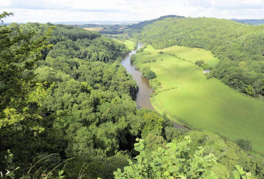 Wye Valley, Area of Outstanding Natural Beauty