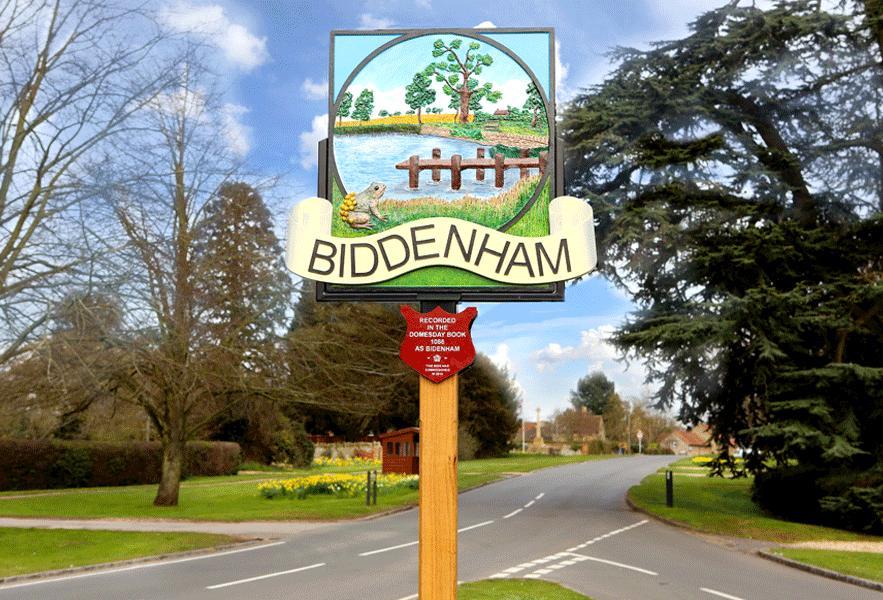 Biddenham