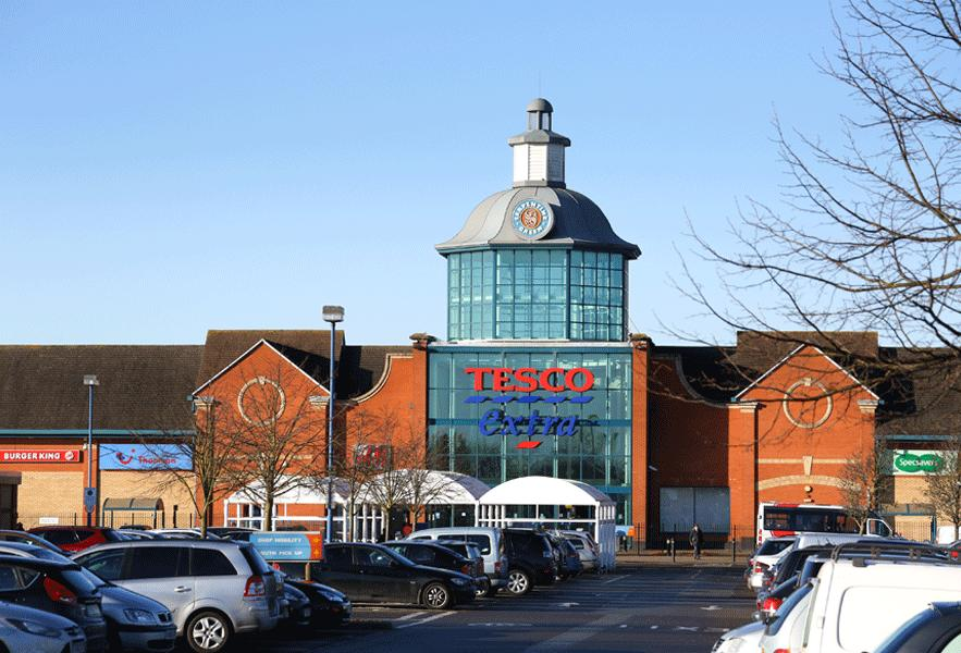 Peterborough Tesco