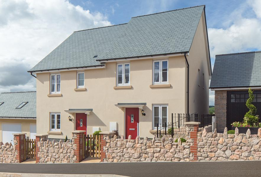 New homes in Newton Abbot