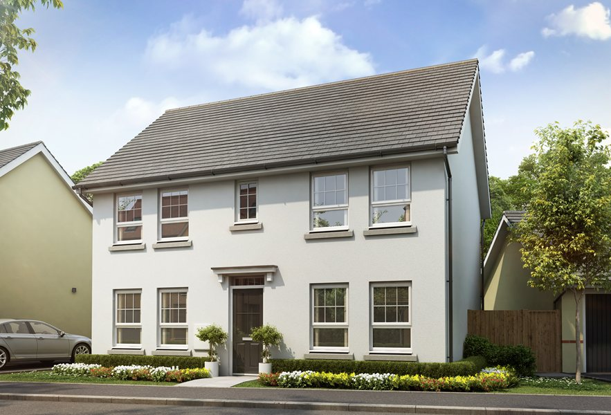 New homes in Cullompton