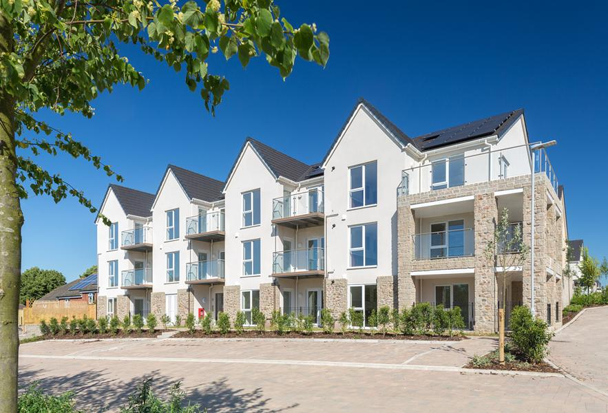 New homes in Plymouth