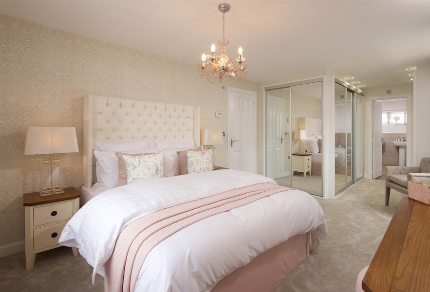 Stratford bedroom