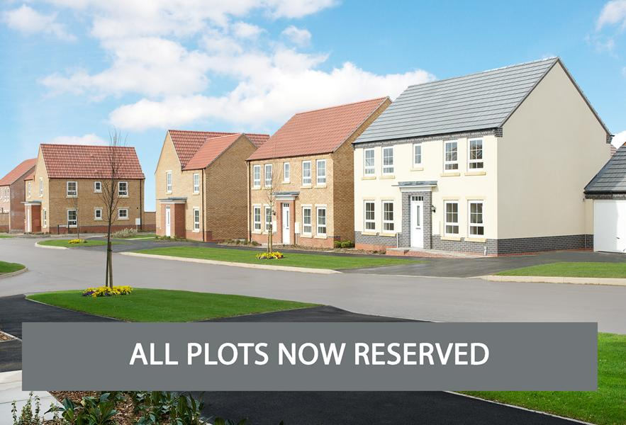 All plots now reserved