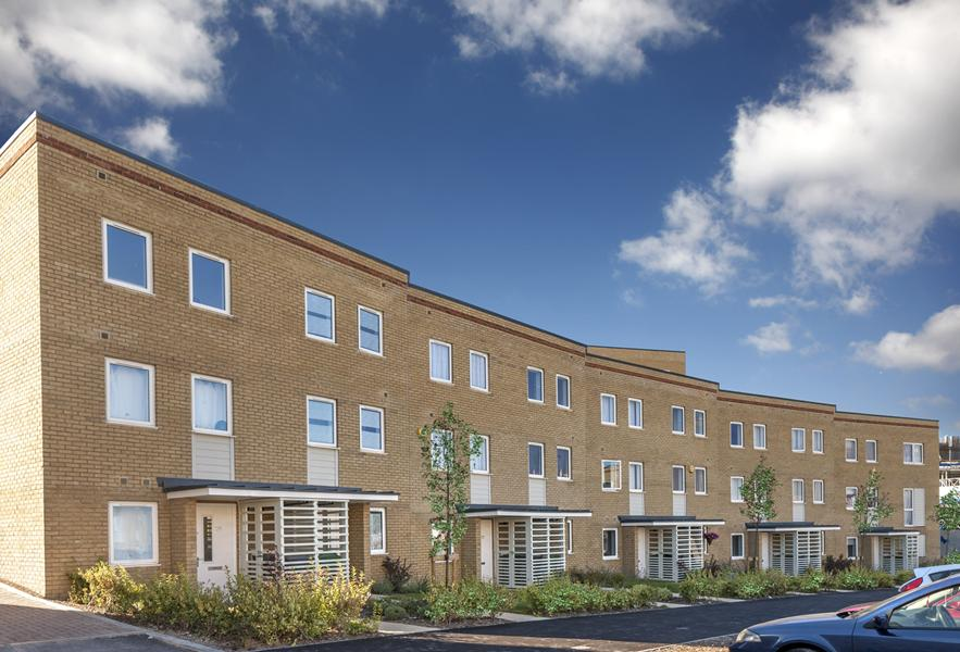 Stylish new homes at Phoenix Quarter, Dartford