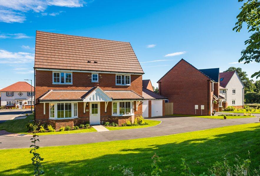 Bowbrook Meadows, Shrewsbury