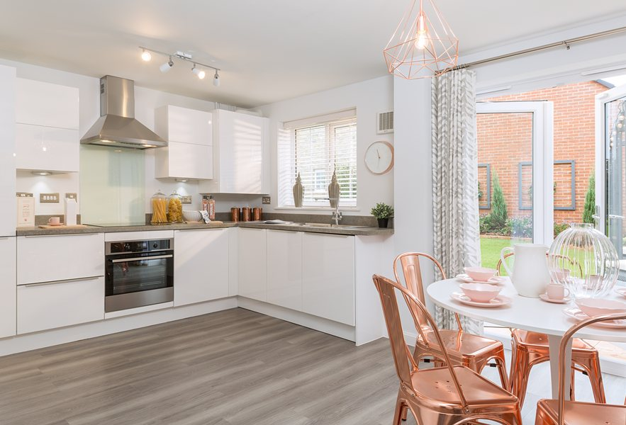 Finchley Kitchen at St Andrew`s View