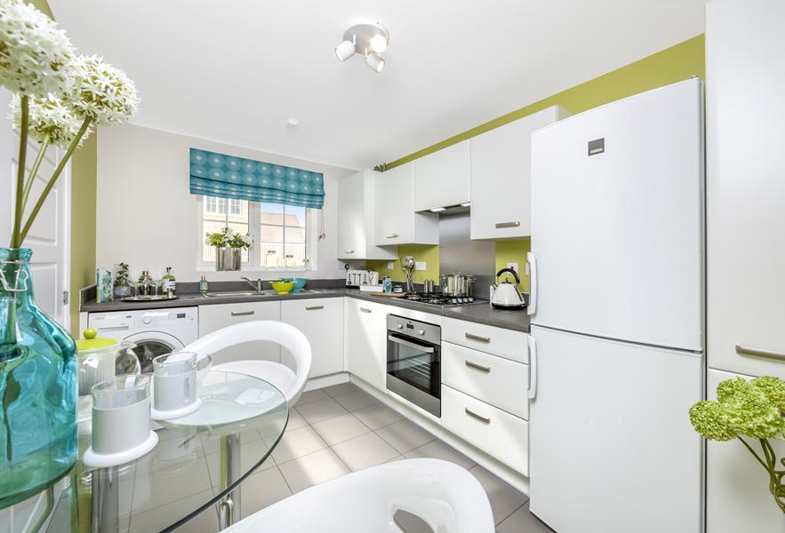 The Barwick kitchen