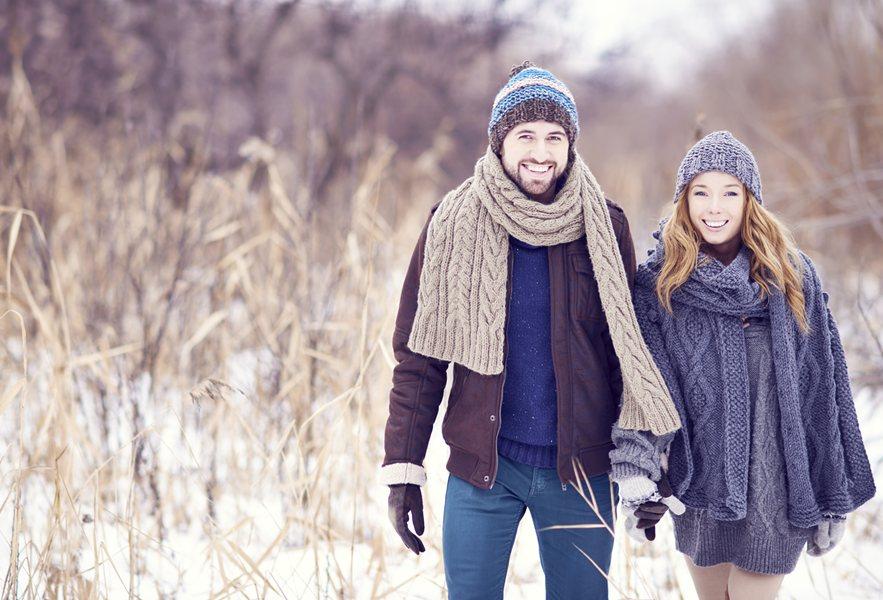 Scholars Green winter