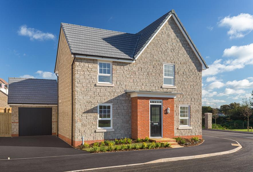 New homes Cullompton