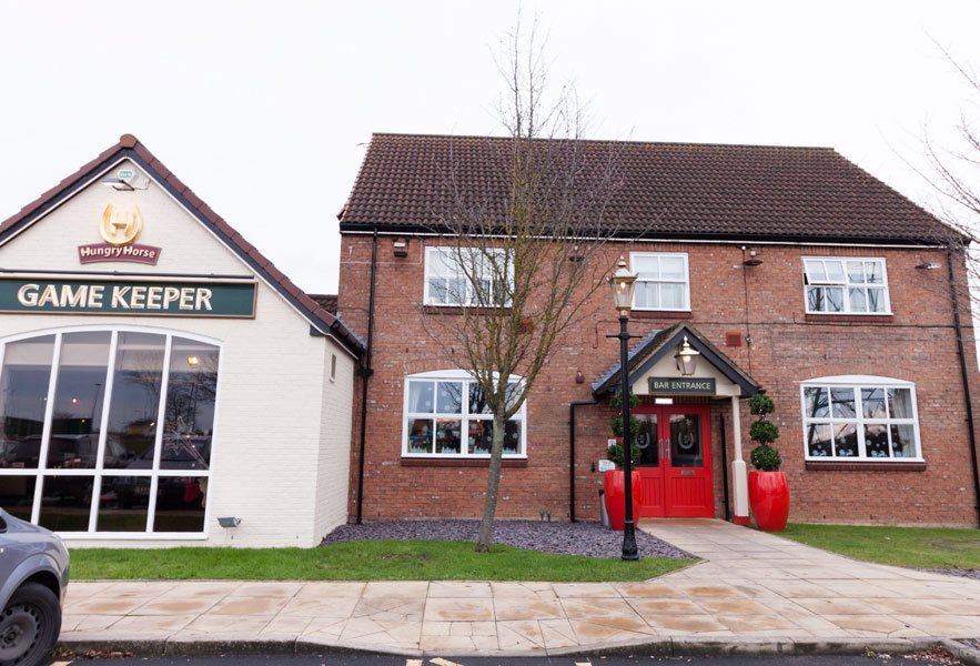 Game Keeper pub