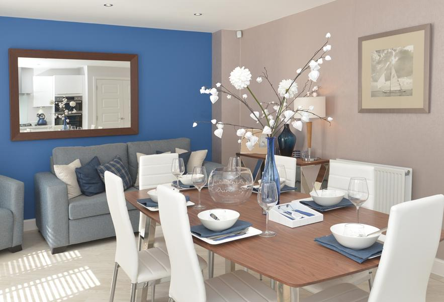 Chesham dining area