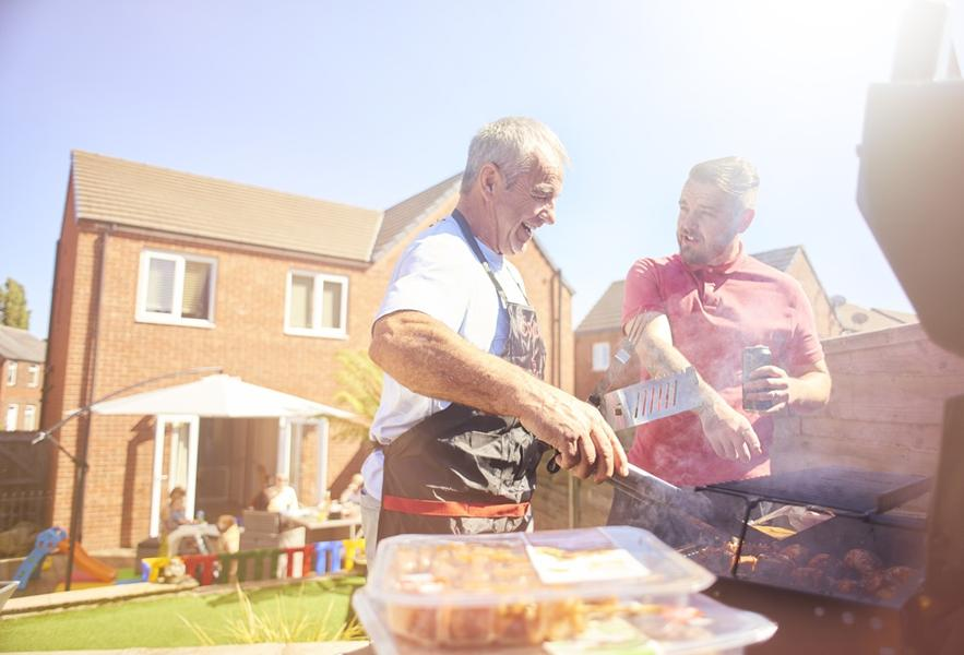 Family Barbeque