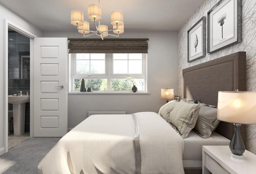 Ennerdale bedroom