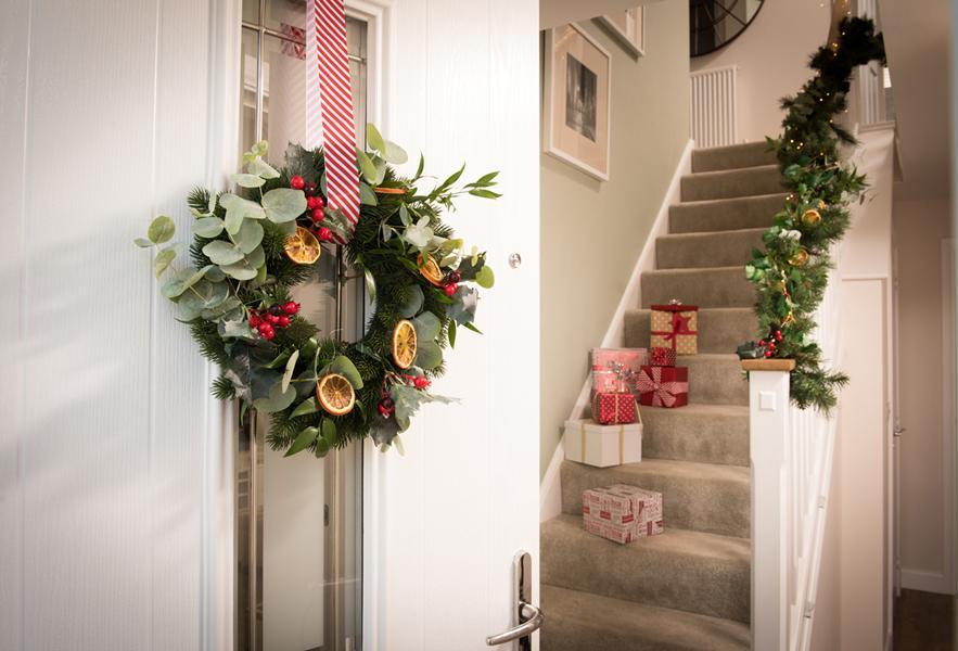 Christmas at Barratt Homes